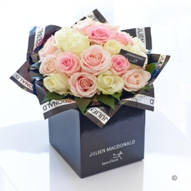 Dreamy 24 Rose Hand tied