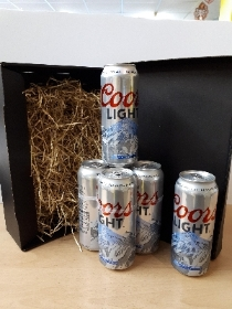 Cors Light six pack Gigt Box