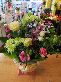 A Florist choice Aqua Box